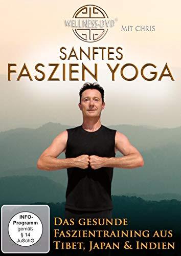 Sanftes Faszien Yoga - Das gesunde Faszientraining aus Tibet, Japan & Indien [Alemania] [DVD]