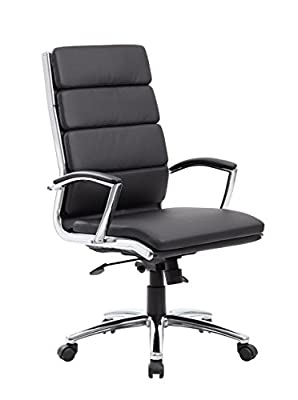 Boss Office Products CaressoftPlus Executive Chair from Boss Office Products