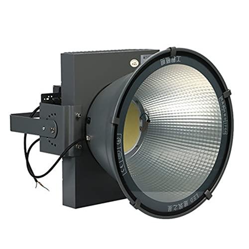 HAI Foco Proyector Led, Foco Proyector Led Exterior 300w 600w 1000w 120lm/W 6000k, Luz De Trabajo Led Lámpara De Araña para El Estadio Factory Wharf(Size:300W)