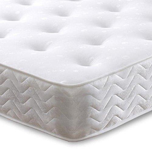 Cheap Beds Direct Colchón Hera Sprung de Doble Cara hipoalergénico de Doble...