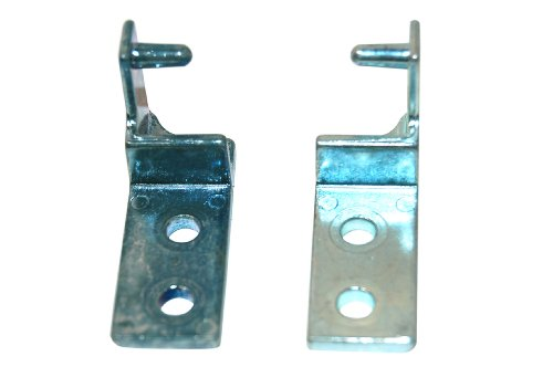 Smeg Ofen rechts und links Hand Erwärmung Schublade Scharnier–Echter Teilenummer 691130953
