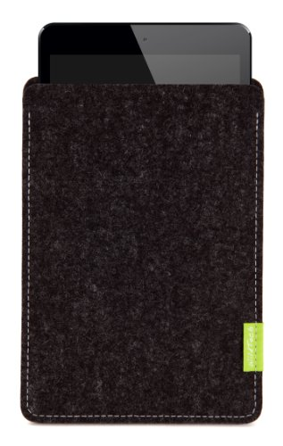 WildTech Sleeve für Medion LifeTab S8312 Hülle Tasche - 17 Farben (Made in Germany) - Anthrazit