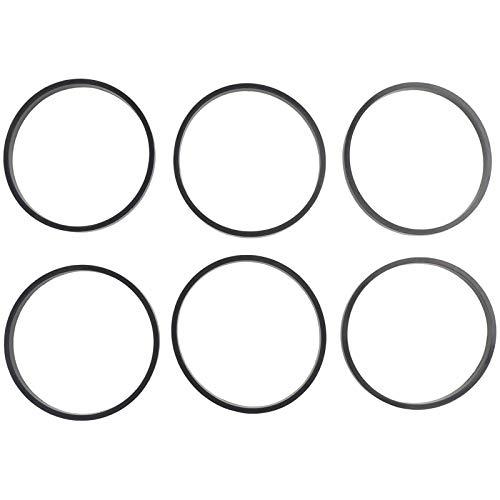 Intake Manifold Gasket Set, Replace 037-6192, 11617547242 Compatible with BMW N52 N54 E60 E70 E90 E92-128i 135i 325xi 328i 328xi 330i 335i 525xi 528i 530i 535i 535xi 640i M5 M6 X1 X3 X5 X6 Z4, More