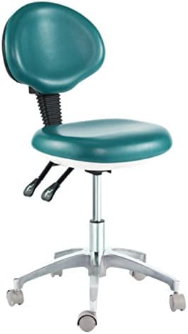Dental Mobile Chair Doctor's Stool Cheap Be super welcome PU Heigh Seat Dentist Leather