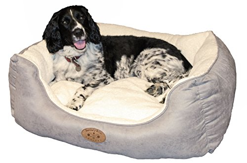 Banbury & Co Luxus-Hundebett, Größe Medium
