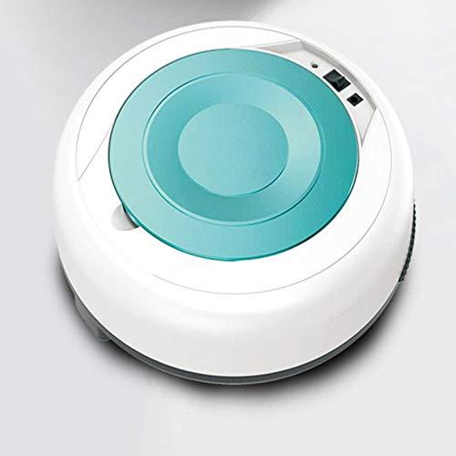 La aspiradora de robots con función de bloqueo inteligente, una aspiradora que combina una aspiradora y un trapeador seco, es una aspiradora en espera ultra larga para el cabello de mascotas, los piso