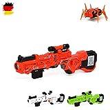 HSP Himoto Mini Laser Tag Maschinengewehr mit Alien-Käfer Bug, Battle Infrarot Laser Gun, Laserpistolen, Laserspiele für Kinder