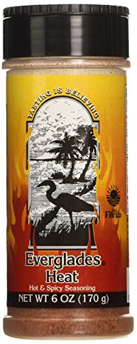 Everglades, Heat Seasoning, 6 oz