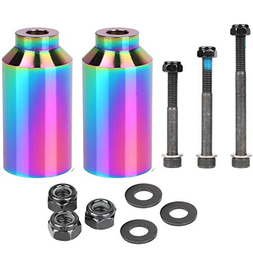 Kutrick Pro Scooter Pegs Set with Axle Hardware 2.5
