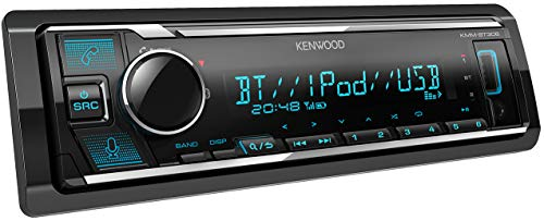 Autorradio Deckless KENWOOD KMM-BT306, Bluetooth