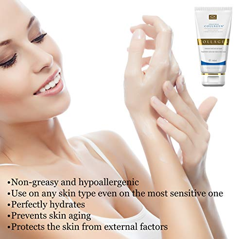 SALCOLL COLLAGEN Anti-Aging Moisturizing Hand Cream