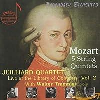 Five String Quintets (Live a