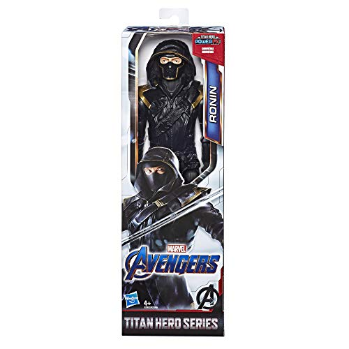 Marvel Avengers: Endgame Titan Hero Serie 30 cm große Ronin Action-Figur mit Titan Hero Power FX Port