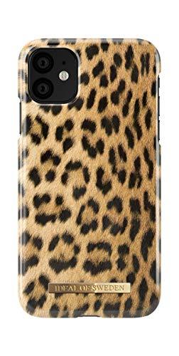 IDEAL OF SWEDEN Handyhülle für iPhone 11 (Wild Leopard)