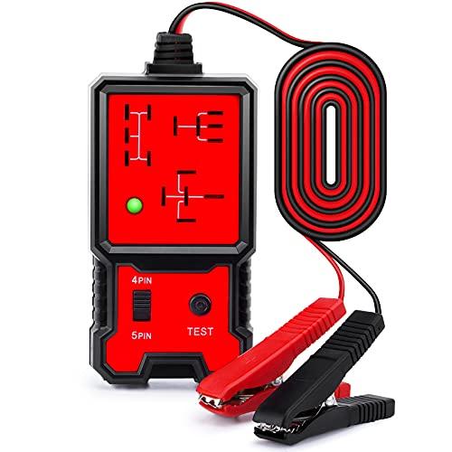 12V Electronic Automotive Relay Tester Auto Car Diagnostic...