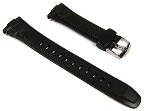 Casio Ersatzband Uhrenarmband Resin WVA-470, WVA-430, WVQ-400, WVA-620E, WV-M120E