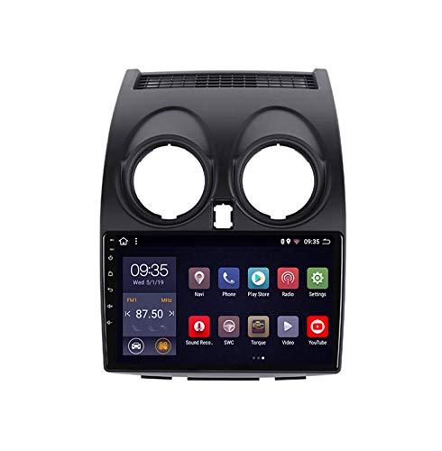 WY-CAR Android 8.1 GPS Navigazione Stereo Autoradio, 9' 1080P HD Touch Screen Video Player, per Nissan Qashqai 2006-2013, Mirror Link Controllo Volante Bluetooth Hands-Free Calls SWC