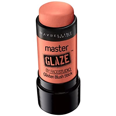 Maybelline New York Face Studio Master Glaze Glisten Blush Stick, 0.24 Ounce