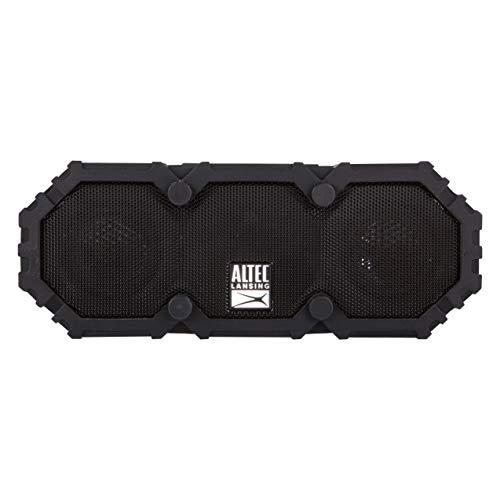 Altec Lansing IMW477-BLK Wireless Bluetooth Portable Speaker (Black)