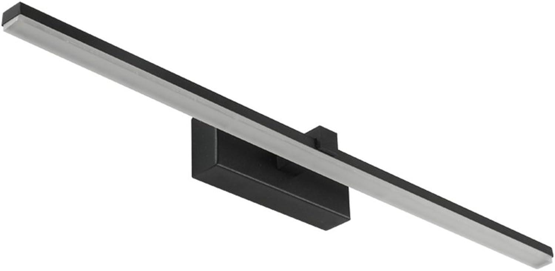 Badezimmer-Spiegel-Frontlampe, Badezimmer-Schminktisch-wasserdichte Wand-Lampen-Toilette führte Make-uplicht (Farbe   Weies Licht-60cm)