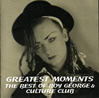 Greatest Moments by Culture Club (1999-10-19)