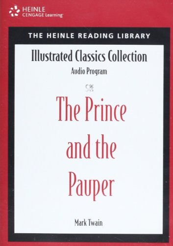 The Prince and the Pauper (Heinle Reading Library) 142400604X Book Cover