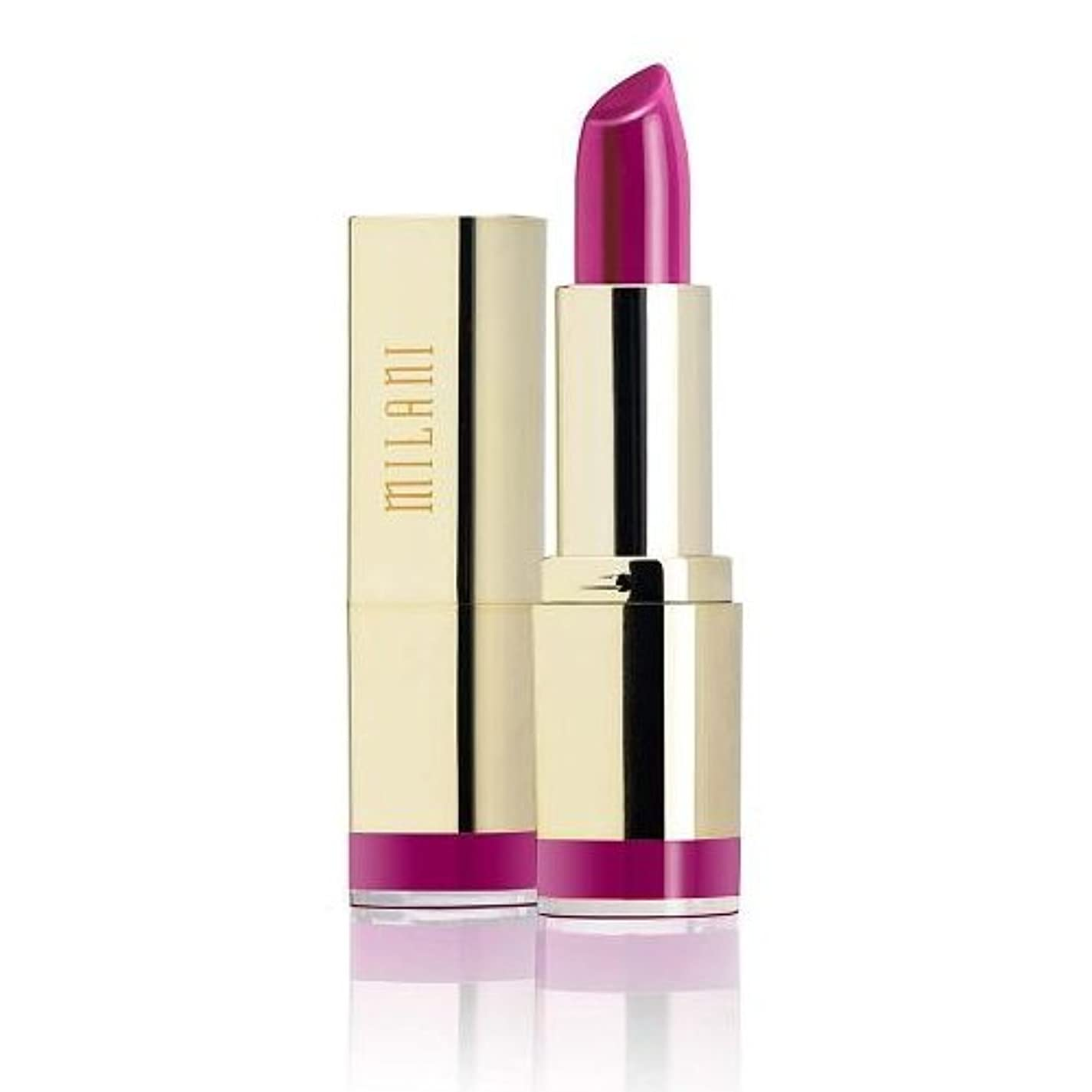 ビジョンわかるハック(3 Pack) MILANI Color Statement Lipstick - Sangria (並行輸入品)