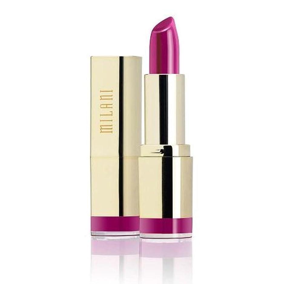 廃棄感じる基本的な(3 Pack) MILANI Color Statement Lipstick - Sangria (並行輸入品)