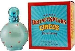 Circus Fantasy by Britney Spears, Eau De Parfum Spray, 3.3 Ounce (100 ml)
