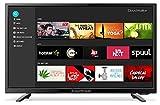 CloudWalker 80 cm (32 inches) 4K Ready Smart HD Ready LED TV 32SHX2 (Black) (2019 model)