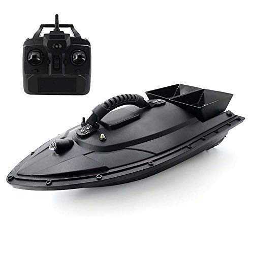 ZDSKSH Barco de Cebo de Pesca de Control Remoto de 500 m,...