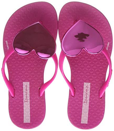 IPANEMA Maxi Fashion Kids Chanclas Chicas Rosa - 29/30 - Chanclas