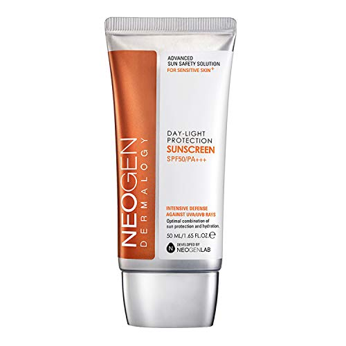 DERMALOGY by NEOGENLAB DAY-LIGHT PROTECTION SUNSCREEN SPF 50+/PA+++ 1.65 oz / 50ml (DAY-LIGHT SUNSCREEN)