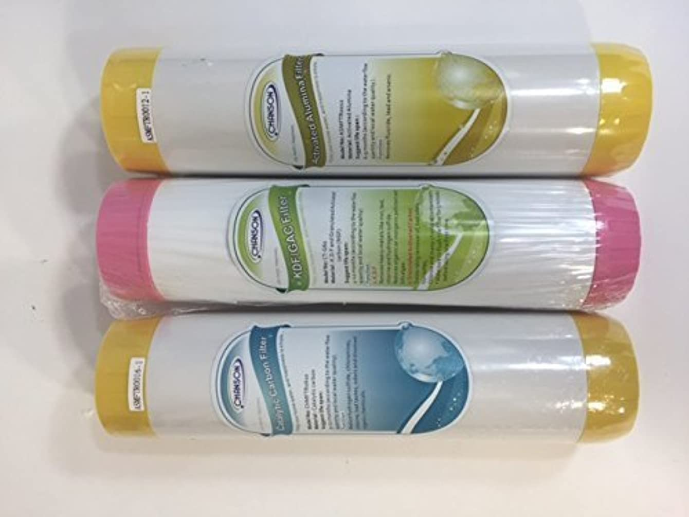 Chanson C3 City Water Replacement Filter Package