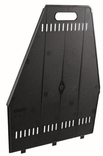 Trixie 39372 Trennwand, für Traveller, 56 × 64 × 2 cm, schwarz