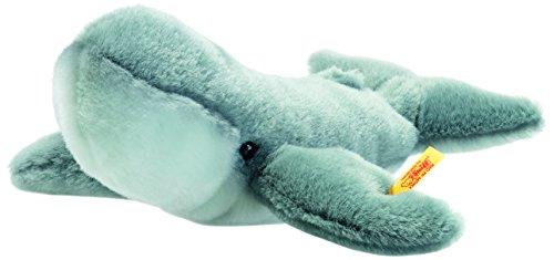 Steiff 63718 Blauwal Baby, Blaugrau