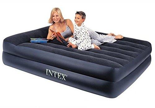 Intex 66702Matratze Doppelbett Airbed Haus cm 152x 203hoch 43mit integrierter elektrischer Pumpe DF 6137016