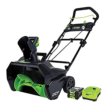 Greenworks 2600202- Corded Snow Thrower