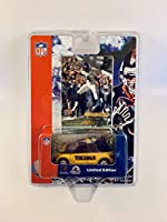 Fleer 2001 Collectibles NFL Players Car with Card 1:58 Scale Die Cast PT Cruiser - Randy Moss Minnesota Vikings