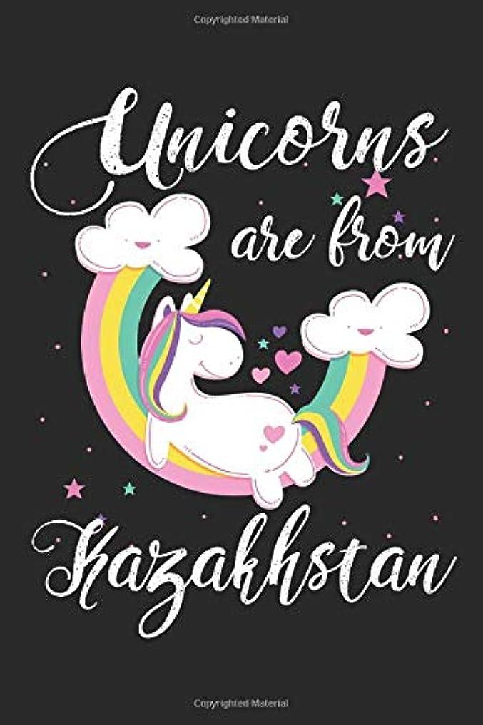回路モルヒネ侵略Unicorns Are From Kazakhstan: A Blank Lined Unicorn Journal for Travelers or People From Kazakhstan, Makes a Great Kazakhstan Gift, Kazakhstan Journal, Or Kazakhstan Souvenir