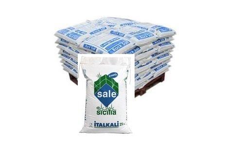 20 Saalsäcke bis zu 25 kg (500 kg), für Pizzerien, Pflanzen, SALUMI