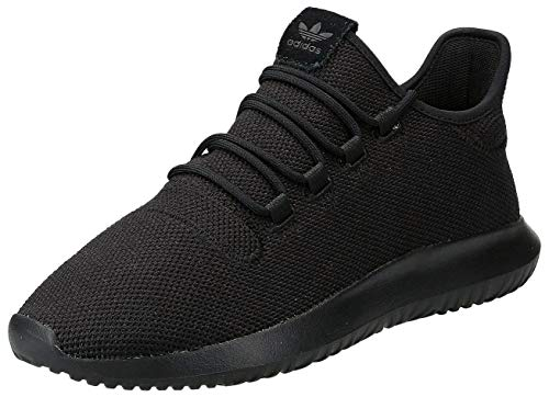 adidas Tubular Shadow, Scarpe da Ginnastica Basse Unisex-Adulto, Nero (Core Black/footwear White/core Black), 43 1/3