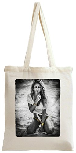 Anna Kournikova Sexy Photography Tote Bag