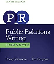 Best public relations writing : form and style Reviews