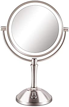 Tovendor Lighted Magnifying Makeup Mirror