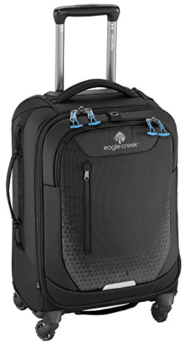 Eagle Creek Expanse AWD Carry-on 22 Inch Luggage, New Black, 21.5 Inch