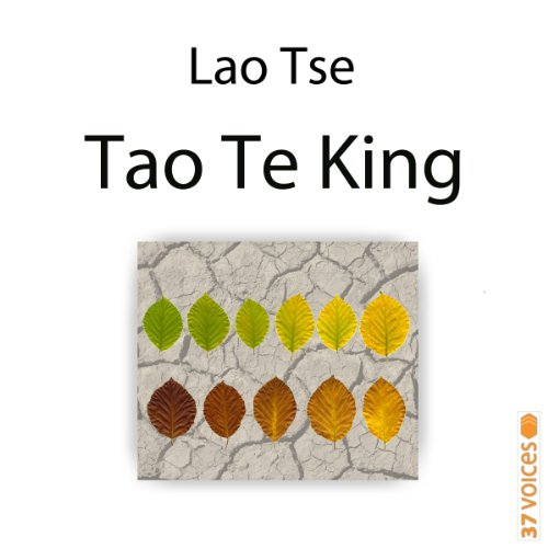 Tao Te King audiobook cover art