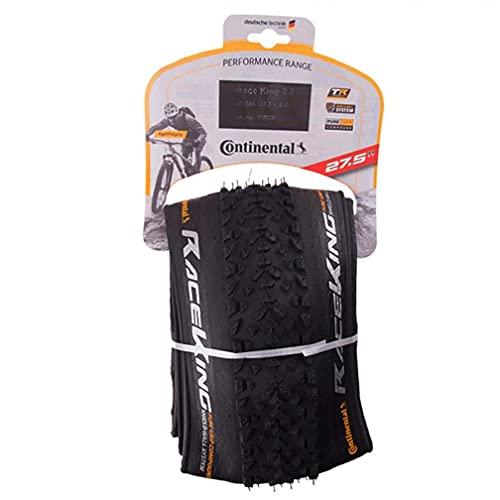 Jorzer Bicicletas Plegables De Neumáticos De Repuesto Continental Camino De La Montaña Mtb Protección De Neumáticos (27.5x2.2cm)