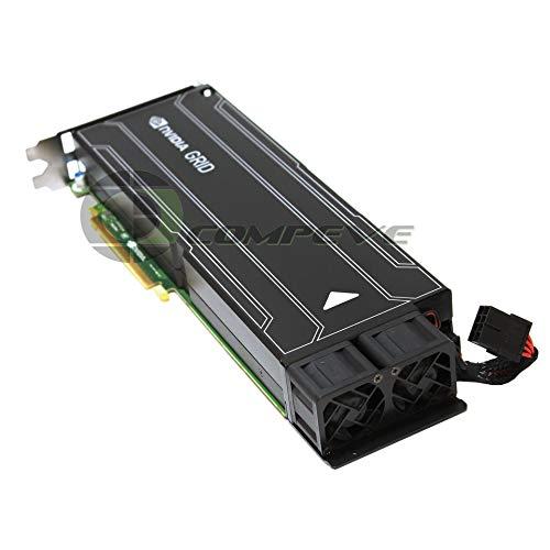 Nvidia Grid K2 8 GB PCIe3 Kepler GPU Grafikkarte Active Cooling 900-52055-0300-000 (Generalüberholt)