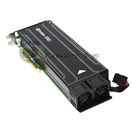 Nvidia GRID K2 Grafikkarte (8 GB, PCIe3 Kepler GPU, Grafikkarte, Aktivkühlung, 900-52055-0300-000)